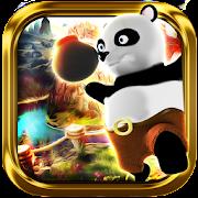 Hero Panda Bomber: 3D Fun