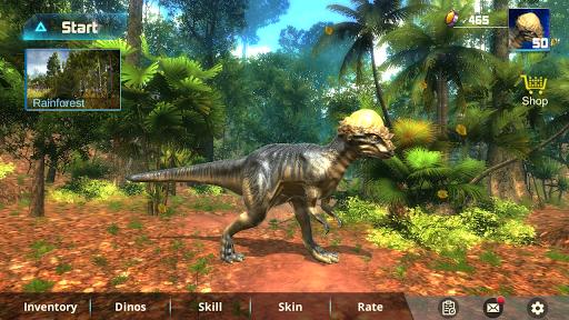 Pachycephalosaurus Simulator 1.0.4 screenshots 4