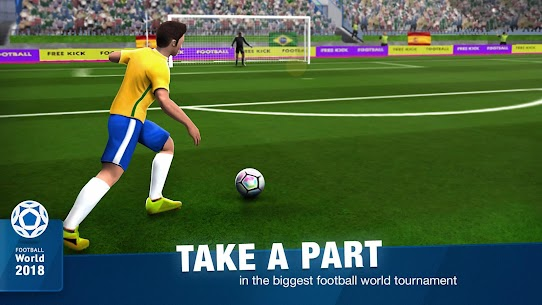 FreeKick Soccer 2020  For Pc/ Computer Windows [10/ 8/ 7] And Mac 1