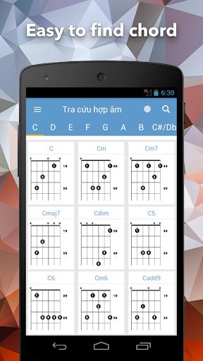 Hop Am Chuan - Guitar Tabs and Chords android2mod screenshots 5