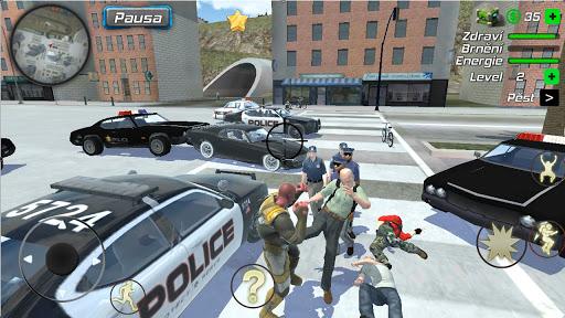 Grand Mobile Hero : Gangster Crime Legend apkdebit screenshots 14