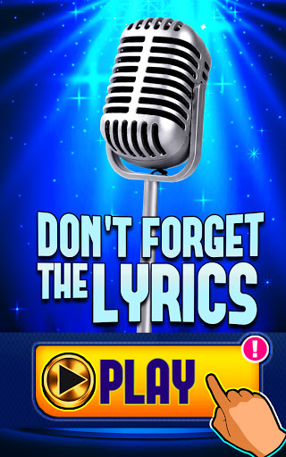 Don't Forget the Lyrics 1.2.5 screenshots 8