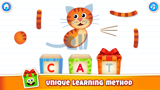 Baby ABC in box! Kids alphabet games for toddlers! 3.3.3.2 screenshots 4