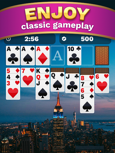 Solitaire Cube: Card Game Training 1.03 screenshots 5