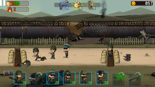 War Troops: Military Strategy Game for Free 1.25 screenshots 16