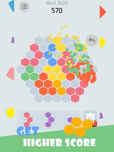 Hex Puzzle - Super fun apkmr screenshots 9