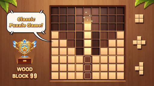 Wood Block 99 - Wooden Sudoku Puzzle screenshots 1