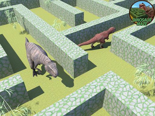 Real Dinosaur Maze Runner Simulator 2021 6.6 screenshots 8