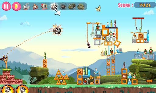 Slingshot Shooting Games: Bottle Shoot Free Games screenshots 3