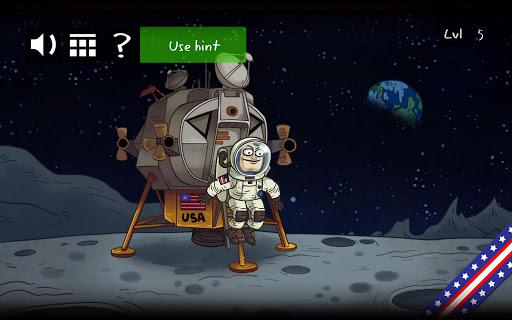 Troll Face Quest: USA Adventure Apkfinish screenshots 5