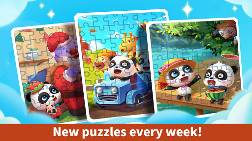 Baby Panda's Kids Puzzles  screenshots 5