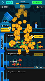 Idle Fish Aquarium Screenshot