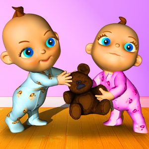 Talking Baby Twins  Babsy