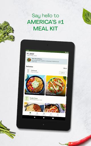 HelloFresh - Get Cooking apktram screenshots 6