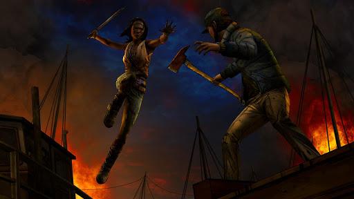 The Walking Dead: Michonne  de.gamequotes.net 1