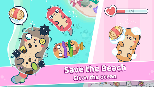 Otter Ocean - Treasure Hunt 1.8 screenshots 22