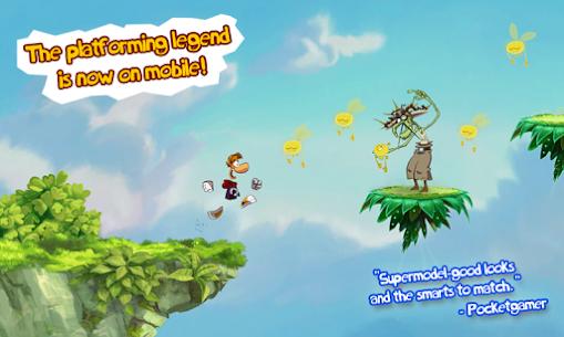 Rayman Jungle Run 7