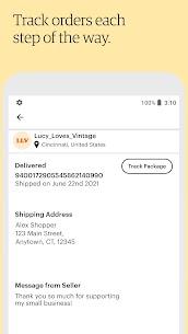 Etsy  Buy Custom, Handmade, and Unique Goods Apk 5
