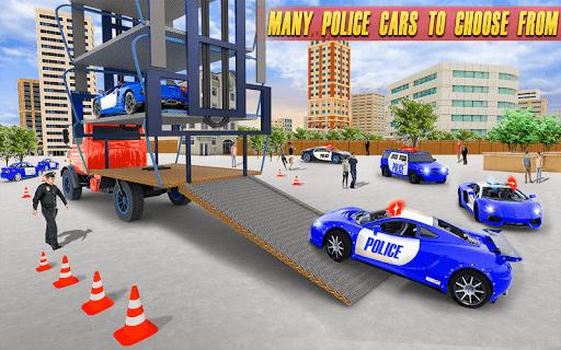 Police Multi Level Car Parking Games: Cop Car Game 2.0.6 screenshots 9