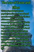 The 12 Universal Laws screenshot thumbnail