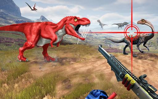 Angry Dinosaur Hunter : Animal Hunting Games  screenshots 3