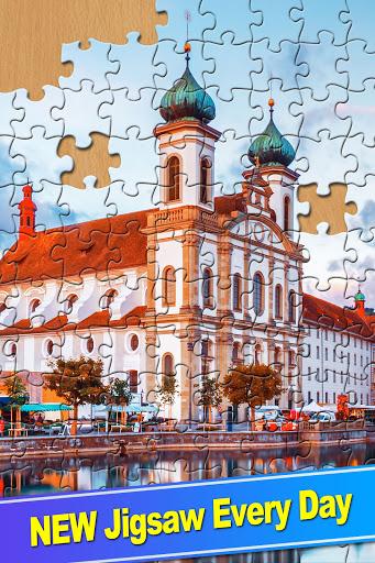 ColorPlanet® Jigsaw Puzzle HD Classic Games Free 1.0.1 screenshots 1