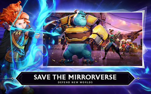 How to hack Disney Mirrorverse for android free