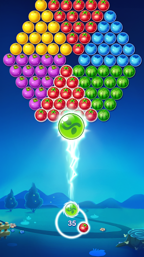 Bubble Shooter - Bubble Fruit  screenshots 4