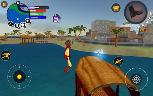 Stickman Superhero 1.6 screenshots {n} 7