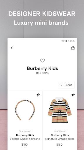 Farfetch - Shop Designer Clothing & Fall Fashion 4.4.1 Screenshots 7