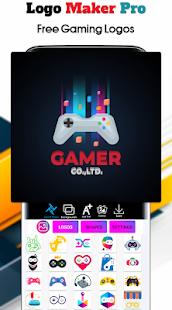Logo Maker 2021- Logo Creator, Logo Design 1.1.4 Screenshots 1