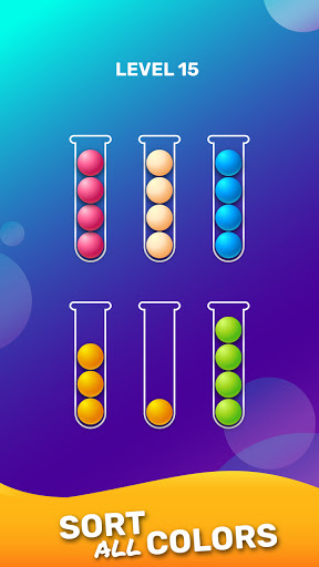 Ball Sort Puzzle - Brain Game android2mod screenshots 11