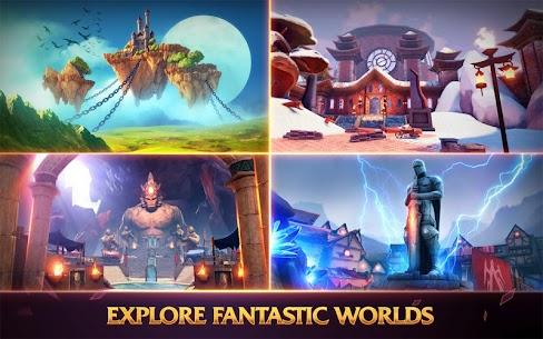 Forged Fantasy Mod 1.7.7 Apk [God Mod] 4