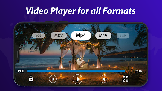 Videobuddy Video Player – MX HD Video player 3