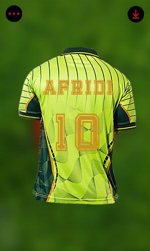 make my cricket jersey screenshot 2