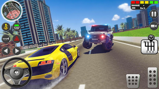 City Driving School Simulator: 3D Car Parking 2019 apkpoly screenshots 15
