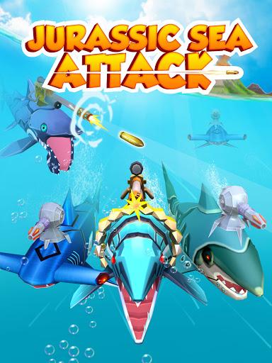 Jurassic Sea Attack 7.42 screenshots 14