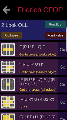 Magic Cubes of Rubik screenshots 4