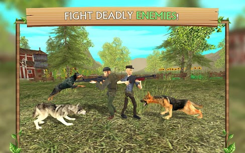 Dog Sim Online: Raise a Family Mod Apk (Unlimited Money) 5