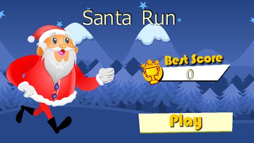 santa run screenshot 1