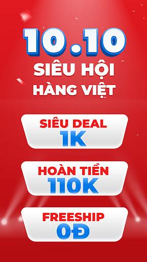 Sendo: 10.10 Siêu Hội Hàng Việt screenshots 2