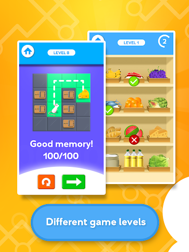 Train your Brain - Memory Games 2.6.9 screenshots 2