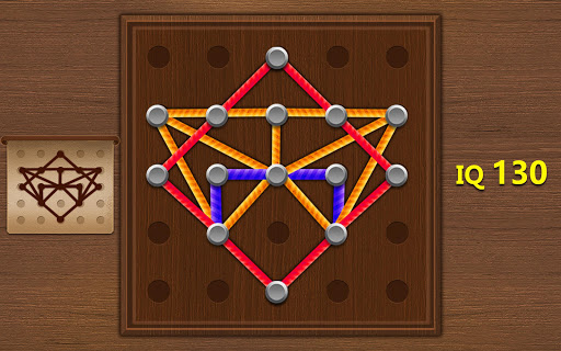 Line puzzle-Logical Practice 2.2 screenshots 24