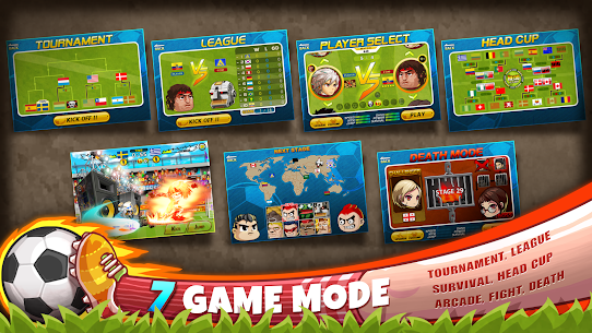 Download Head Soccer Mod Apk 6.11.0 [Latest Version For Android/IOS] 6