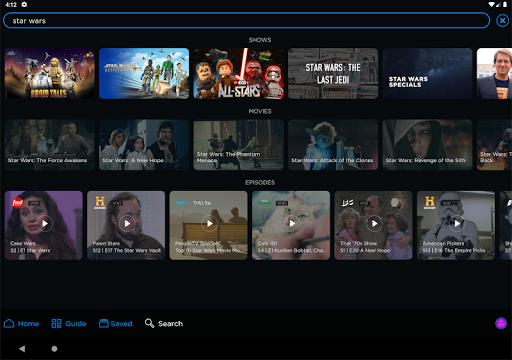 Philo: Live and On-Demand TV screenshots 12