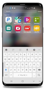 Launcher 13 style UI