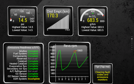 Torque Pro (OBD 2 & Car)  screenshots 15