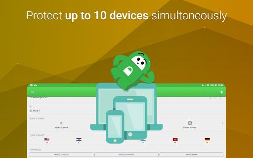 VPN by Private Internet Access apktram screenshots 12