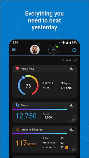 Garmin Connect™  screenshots 1
