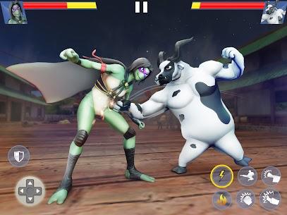 Kung Fu Animal Fighting Games: Wild Karate Fighter Mod Apk 1.1.9 (Unlimited Money) 7